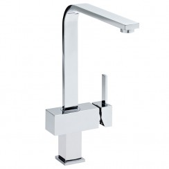 Single Lever Side Action Mixer Kitchen Tap