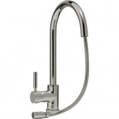 Series Twenty One Kitchen Tap, Brushed Steel