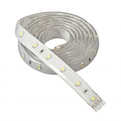 Lumo Flexible 1m LED Strip Bathroom Light Cool White