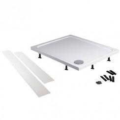 Easy Plumb Shower Tray Leg Set & Plinth (1000 & 1700 Plinth)