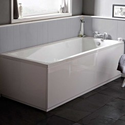 Linton Square Single Ended Bath (1600mm x 700mm)