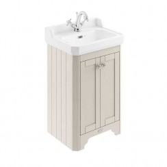 Old London Timeless Sand Traditional 560mm Cloakroom Basin Unit 1TH