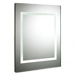 Level Touch Sensor LED Mirror with De-Mister Pad