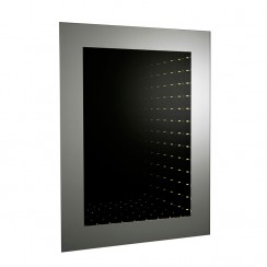 Lucio Infinity LED Bathroom Mirror With Motion Sensor