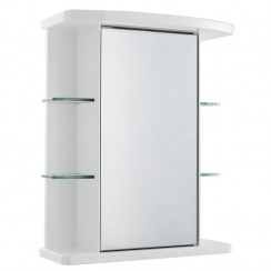 Congress Single Mirrored Cabinet