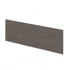 Grey Avola MDF 1700mm Bath Front Panel & Plinth