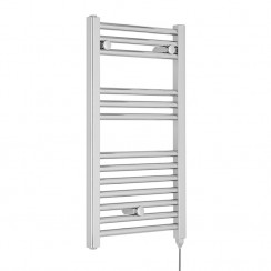 Chrome Electric Towel Rail 720 x 400mm