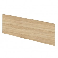 Natural Oak 1700mm Bath Front Panel