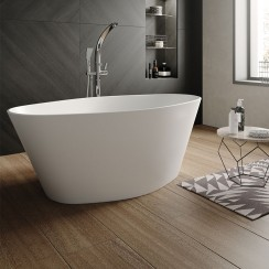 Rose Freestanding Bath L1510 x W760 x D555mm