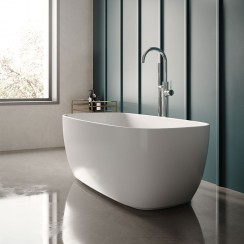 Bella Freestanding Bath L1495 x W720 x D540mm