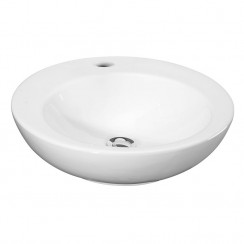 460mm Vessel Round Ceramic Counter Top Basin