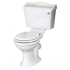Chancery Close Coupled Toilet Pan & Cistern