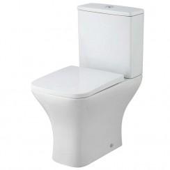 Ava Rimless Pan, Cistern & Seat