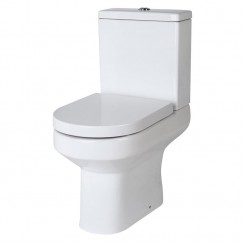 Harmony Semi Flush to Wall Pan & Cistern