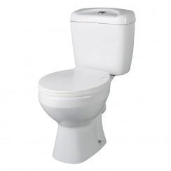 Melbourne Pan, Cistern & Seat