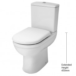 Ivo Comfort Height Pan & Cistern