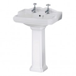 Legend 580mm Basin & Pedestal