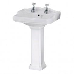 Legend 580mm Basin & Pedestal