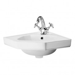 Carlton 420mm Corner Basin
