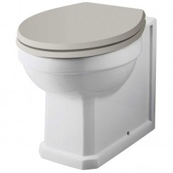 Carlton Back To Wall Comfort Height Pan