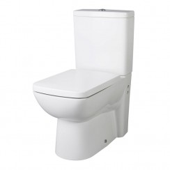 Arlo Flush to Wall Pan, Cistern & Seat