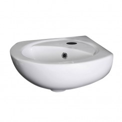 450mm Corner Wall Hung Basin
