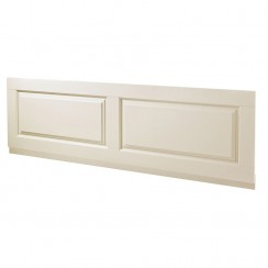 Old London Ivory Traditional Front Bath Panel - 1700mm