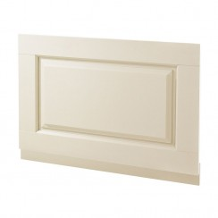 Old London Ivory Traditional End Bath Panel - 800mm
