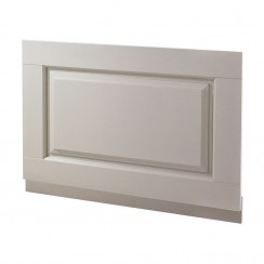 Old London Stone Grey Traditional End Bath Panel - 750mm
