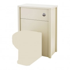 Old London Ivory Traditional 600mm WC Unit