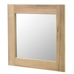 Old London Natural Walnut Traditional  Bathroom Mirror