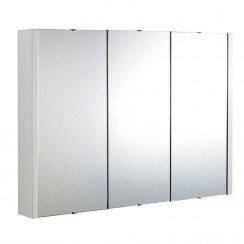 Eden 900mm Mirror Cabinet 3 Door