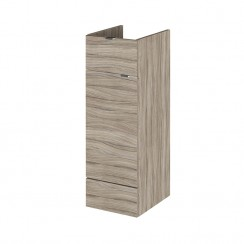 Hudson Reed 300mm Drawer Line Unit In Driftwood - OFF222