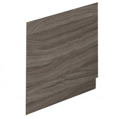 Driftwood 700mm MDF Bath End Panel & Plinth
