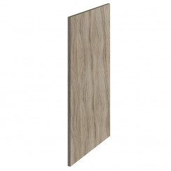 864 x 370 Decorative End Panel In Driftwood