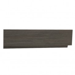 1800mm Brown Grey Avola Front Bath Panel and Plinth