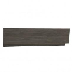 1800mm Brown Grey Avola Front Bath Panel and Plinth