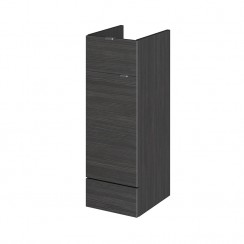 300mm Drawer Lined Unit In Hacienda Black