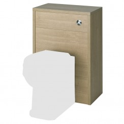 York Gladstone Oak 500mm WC Unit