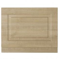 York Gladstone Oak 700mm Bath End Panel