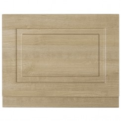York Gladstone Oak 750mm Bath End Panel