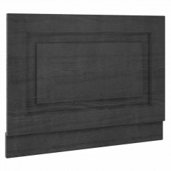 York Royal Grey Woodgrain 750mm Bath End Panel