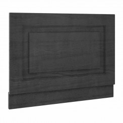 York Royal Grey Woodgrain 800mm Bath End Panel