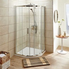 Pacific 800mm Quadrant Shower Enclosure