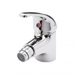 Eon Mono Bidet Mixer Tap with Pop Up Waste