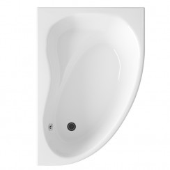 Pilot Offset Right Hand Corner Bath and Panel