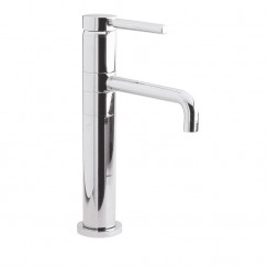 Tec Single Lever High Rise Mixer Basin Tap