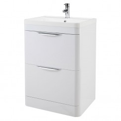 Parade 600mm Floor Standing Cabinet & Basin