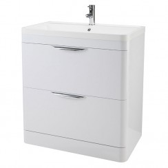 Parade 800mm Floor Standing Cabinet & Basin