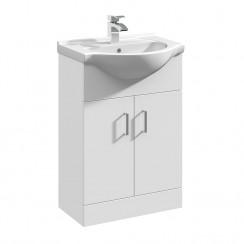 Mayford 550mm Floor Standing Cabinet & Basin 1